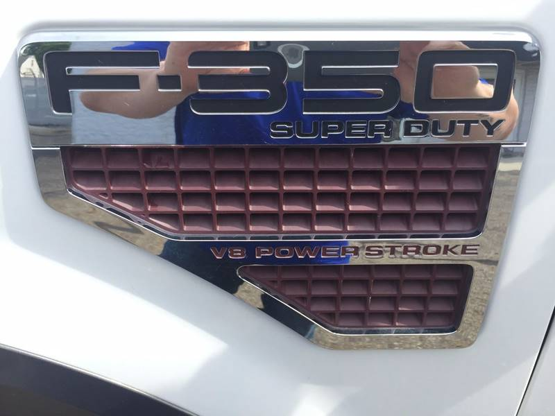 2008 Ford F-350 Super Duty FX4 4dr Crew Cab 4WD LB - Canton OH