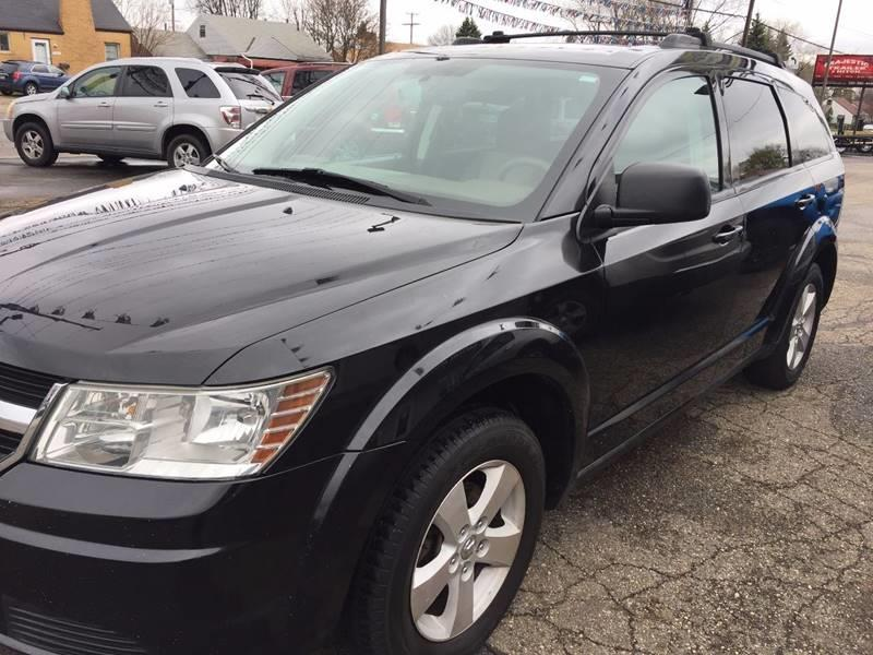 2009 Dodge Journey SXT 4dr SUV - Canton OH