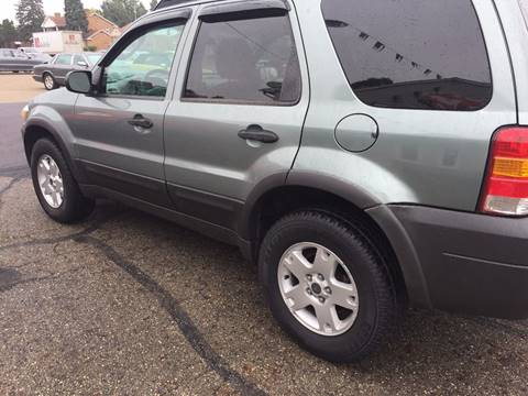 2005 Ford Escape for sale in Canton, OH