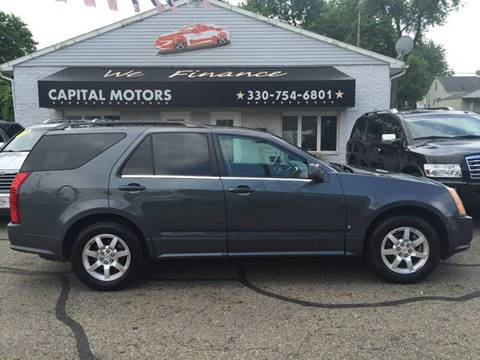 2007 Cadillac SRX for sale in Canton, OH