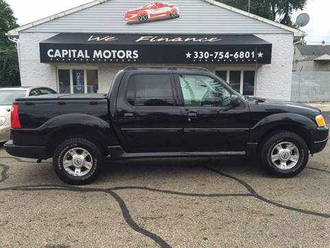 2004 Ford Explorer Sport Trac for sale in Canton, OH