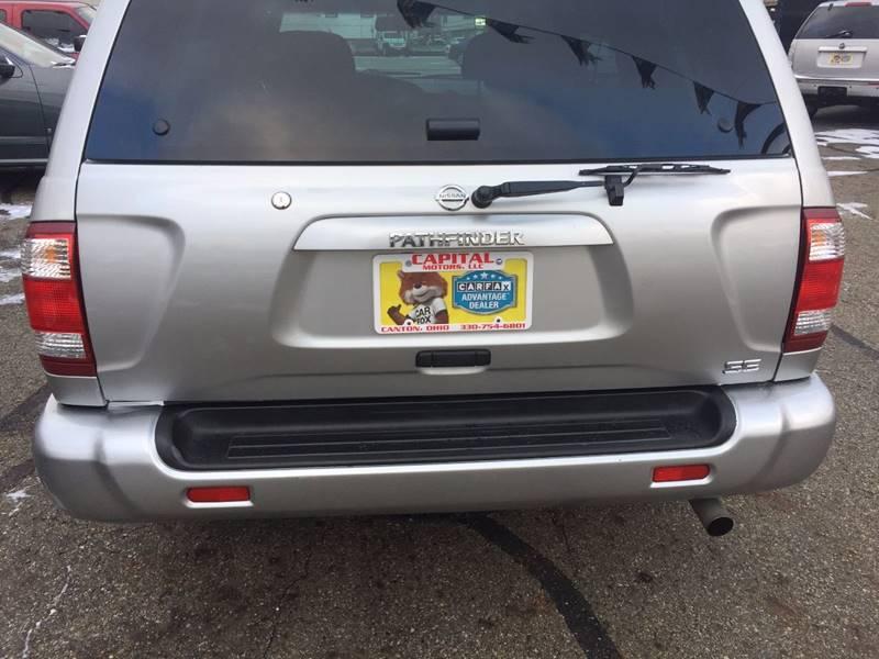2004 Nissan Pathfinder SE 4dr SUV - Canton OH