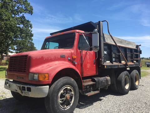 1997 International 4900 for sale in Indianola, OK
