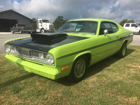 1972 Plymouth Duster for sale in Indianola, OK