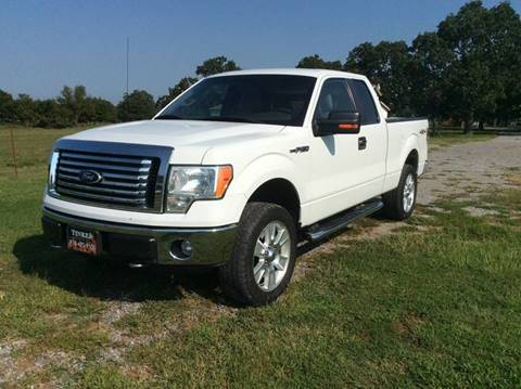 2010 Ford F-150 for sale in Indianola, OK