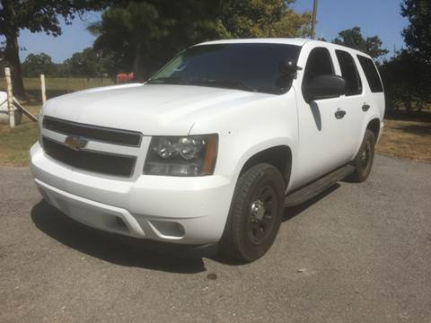 2009 Chevrolet Tahoe for sale in Indianola, OK