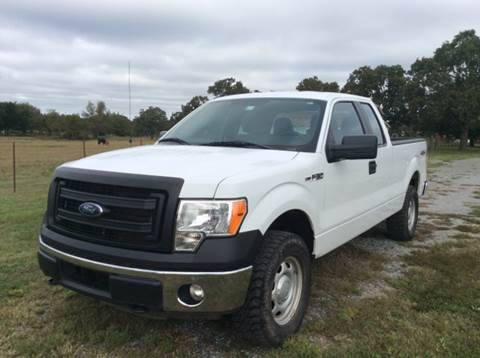 2014 Ford F-150 for sale in Indianola, OK