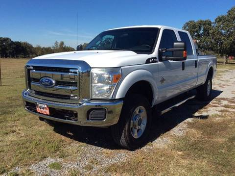 2014 Ford F-350 Super Duty for sale in Indianola, OK
