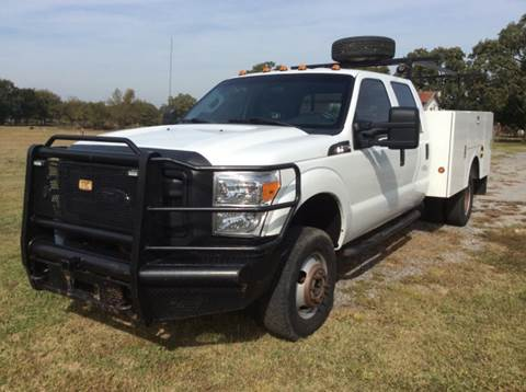 2013 Ford F-350 Super Duty for sale in Indianola, OK
