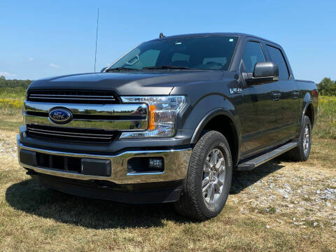2019 Ford F-150 for sale at TINKER MOTOR COMPANY in Indianola OK