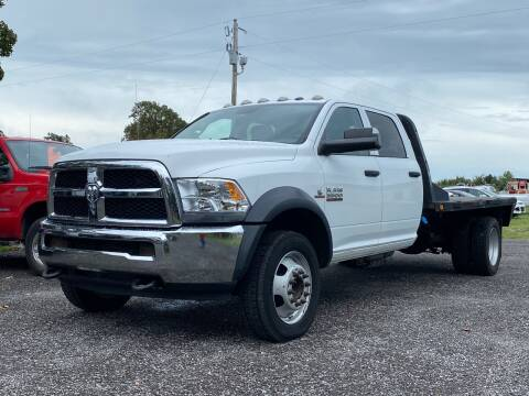 2013 RAM Ram Chassis 5500 for sale at TINKER MOTOR COMPANY in Indianola OK