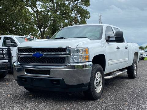 2014 Chevrolet Silverado 2500HD for sale at TINKER MOTOR COMPANY in Indianola OK