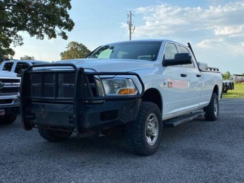 2011 RAM Ram Pickup 2500 for sale at TINKER MOTOR COMPANY in Indianola OK