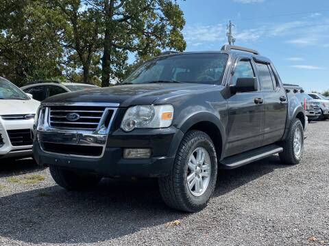 2007 Ford Explorer Sport Trac for sale at TINKER MOTOR COMPANY in Indianola OK