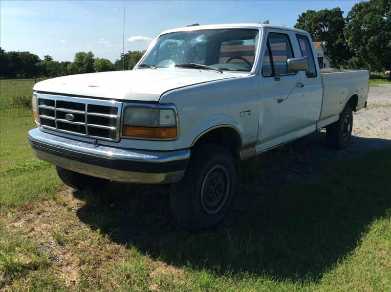 1997 Ford F 250 Xl 2dr 4wd Extended Cab Lb Hd In Indianola