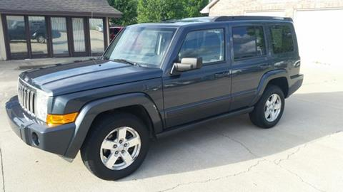 2007 Jeep Commander for sale in Grain Valley, MO