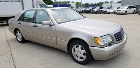 1998 Mercedes-Benz S-Class for sale in Grain Valley, MO
