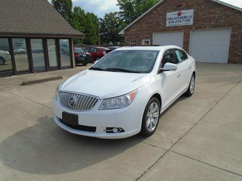 2012 Buick LaCrosse for sale in Grain Valley, MO