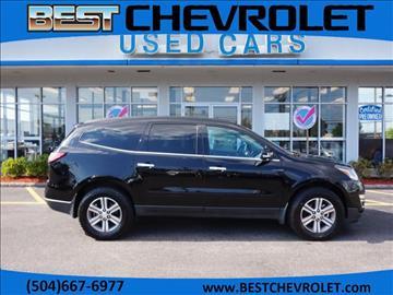 2017 Chevrolet Traverse for sale in Kenner, LA
