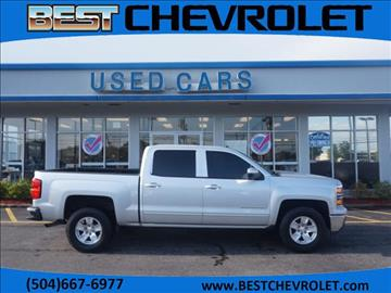 2015 Chevrolet Silverado 1500 for sale in Kenner, LA