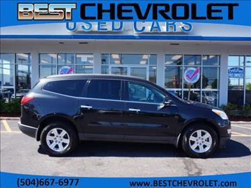 2012 Chevrolet Traverse for sale in Kenner, LA