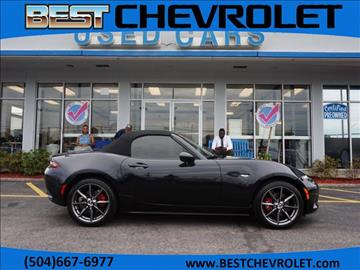 2016 Mazda MX-5 Miata for sale in Kenner, LA