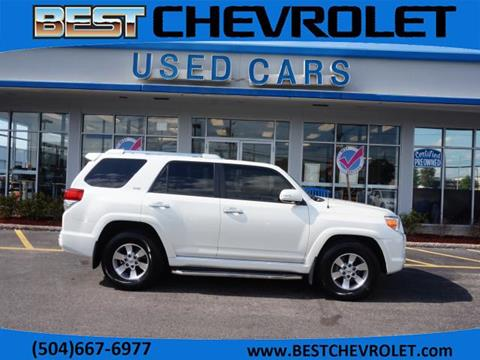 2013 Toyota 4Runner for sale in Kenner, LA