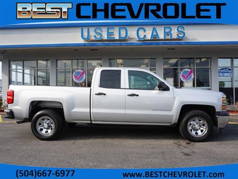 2015 Chevrolet Silverado 1500 for sale in Kenner, LA