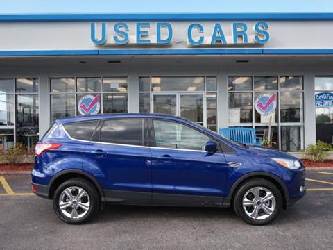 2016 Ford Escape for sale in Kenner, LA