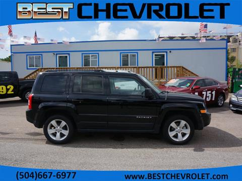 2017 Jeep Patriot for sale in Kenner, LA