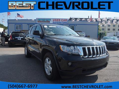2011 Jeep Grand Cherokee for sale in Kenner, LA