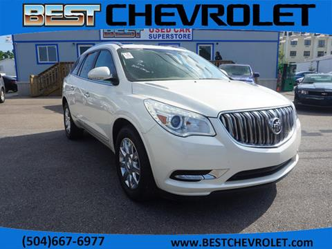 2013 Buick Enclave for sale in Kenner, LA