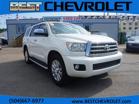 2011 Toyota Sequoia for sale in Kenner, LA