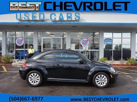 2016 Volkswagen Beetle for sale in Kenner, LA