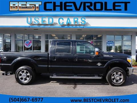 2011 Ford F-250 Super Duty for sale in Kenner, LA
