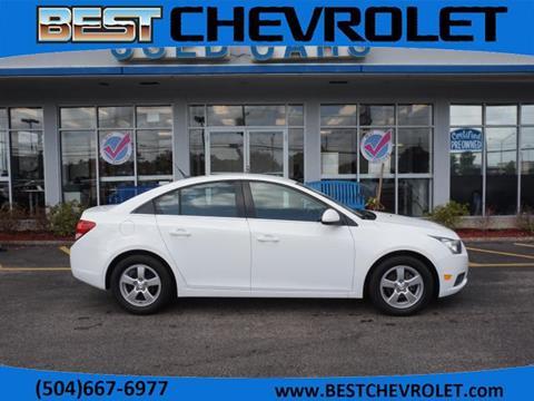 2014 Chevrolet Cruze for sale in Kenner, LA