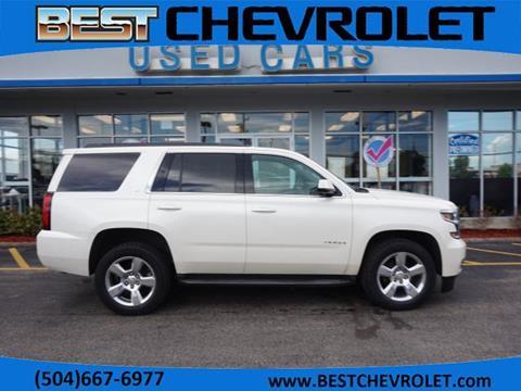 2015 Chevrolet Tahoe for sale in Kenner, LA