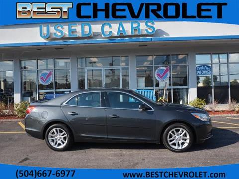 2014 Chevrolet Malibu for sale in Kenner, LA