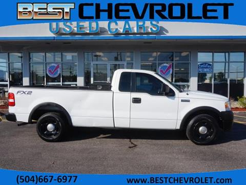 2006 Ford F-150 for sale in Kenner, LA