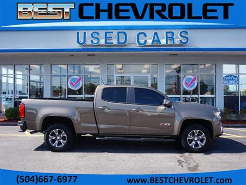 2016 Chevrolet Colorado for sale in Kenner, LA