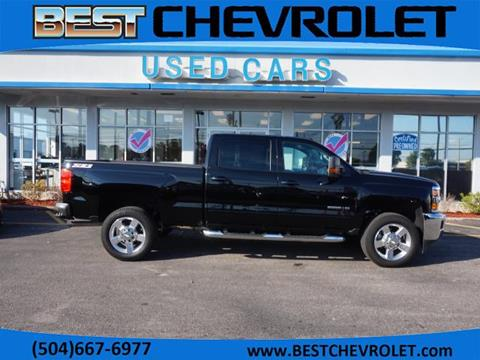 2017 Chevrolet Silverado 2500HD for sale in Kenner, LA
