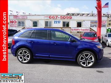 2013 Ford Edge for sale in Kenner, LA