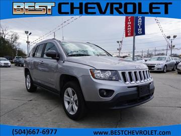2016 Jeep Compass for sale in Kenner, LA
