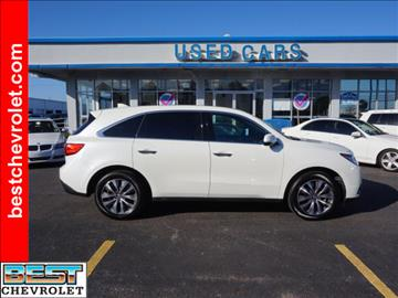 2016 Acura MDX for sale in Kenner, LA