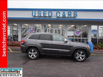 2016 Jeep Grand Cherokee for sale in Kenner, LA