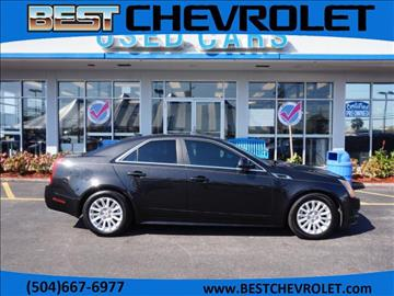 2012 Cadillac CTS for sale in Kenner, LA