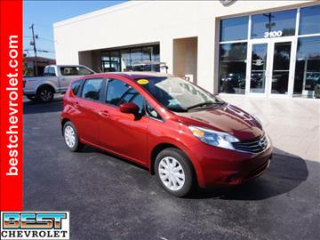 2016 Nissan Versa Note for sale in Kenner, LA
