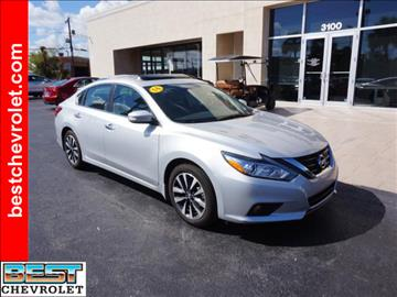 2016 Nissan Altima for sale in Kenner, LA