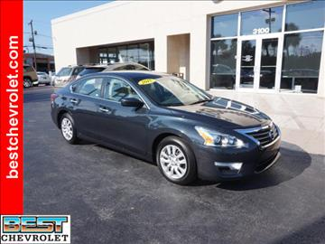 2015 Nissan Altima for sale in Kenner, LA