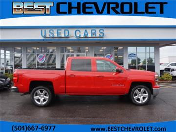 2014 Chevrolet Silverado 1500 for sale in Kenner, LA